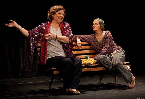 Chorinho com Cláudia Mello e Denise Fraga