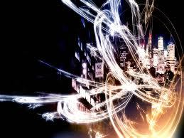 Foto 2: luzes na cidade