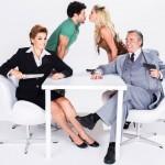 Divórcio: Suzy Rêgo e Rubens Chachá na primeira comédia de Franz Keppler