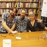 Minicontos de Marcelino Freire, Nanete Neves e Nelson de Oliveira