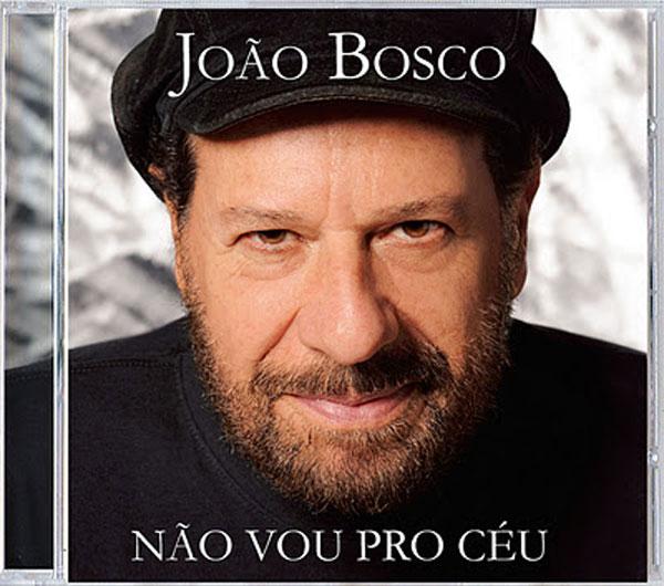 Música: capa do CD de João Bosco, foto 1