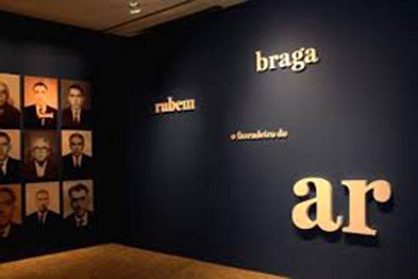 Exposição: Rubem Braga, foto 1
