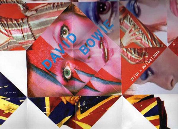 Exposição: David Bowie, foto 1