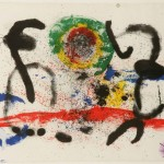 Mostra com 69 obras de Joan Miró fica até abril na Caixa Cultural