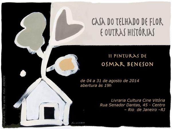 Exposição: Osmar Beneson, foto 1