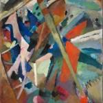 Kandinsky: tudo começa num ponto- retrospectiva sobre o artista russo