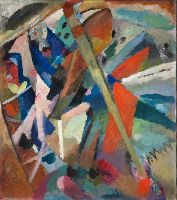 Exposição: Kandinsky, foto 1