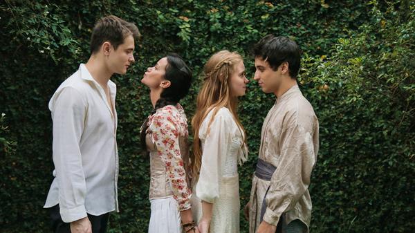 Peça: 15 cenas de Romeu e Julieta, foto 1
