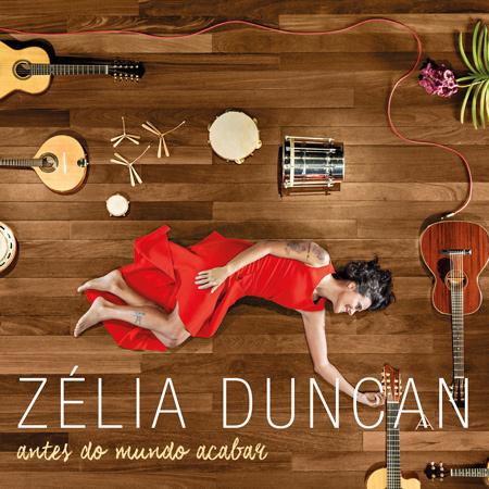 Música: Zélia Duncan e o CD Antes do Mundo Acabar, foto 2