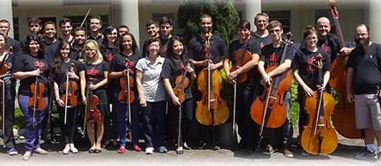 Concerto: Orquestra Laetare, foto 1