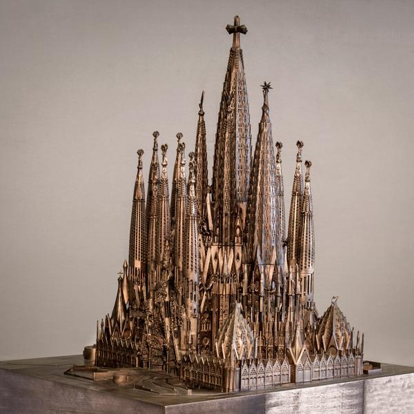 Exposição: 'Gaudi: Barcelona,1900', foto 1