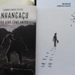 Anhangaçu, )eclipse(: livros de contos e poesias de novos escritores