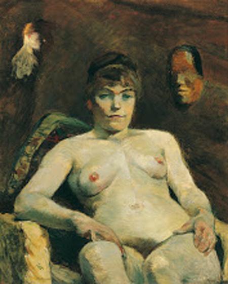Mostra: Toulouse-Lautrec em vermelho, foto 2