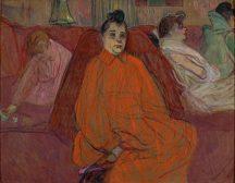 Mostra: Toulouse-Lautrec em vermelho, foto 1