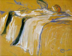 Mostra: Toulouse-Lautrec em vermelho, foto 4