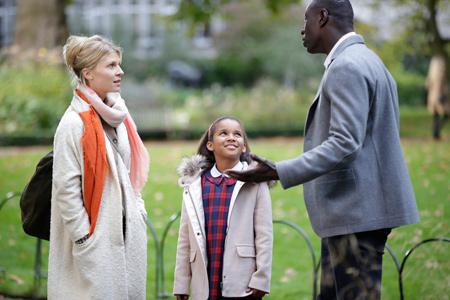 Filme: Uma família de dois, foto 2