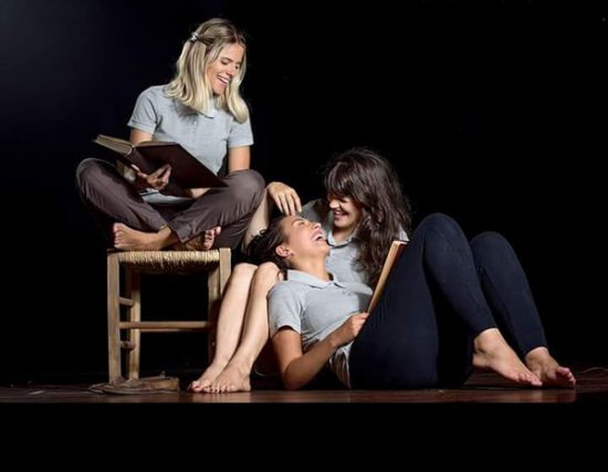 Peça: Assunto de meninas, foto 1