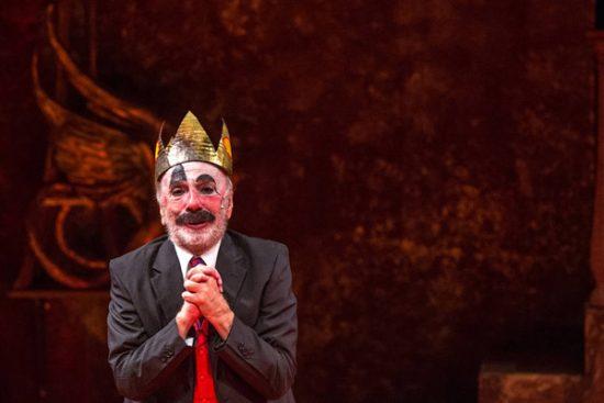 Peça: O Rei da Vela, foto 1