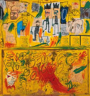 Mostra: Jean-Michel Basquiat, foto 3