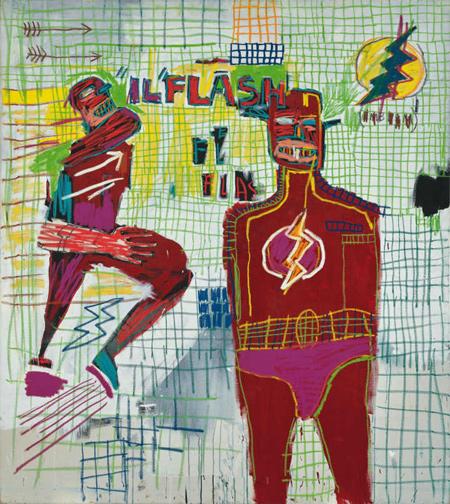 Mostra: Jean-Michel Basquiat, foto 2
