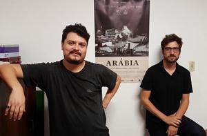 Filme: Arábia, foto 3