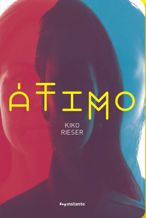 Livro: Átimo de Kiko-Rieser, foto 1