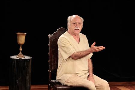 Peça: O Julgamento de Sócrates, foto 2