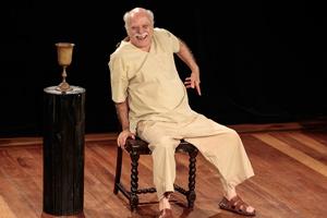 Peça: O Julgamento de Sócrates, foto 3
