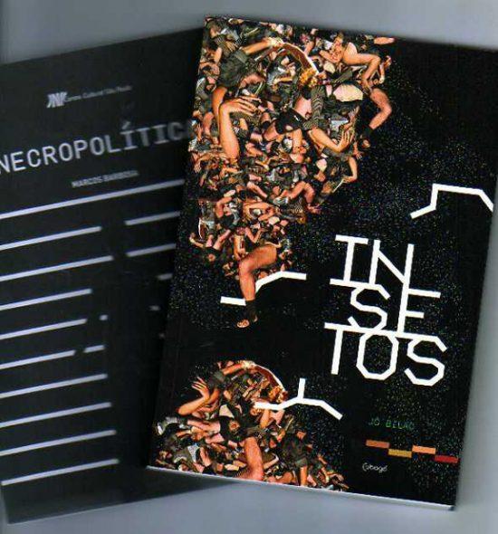 Livros: Insetos e Necropolítica, foto 1