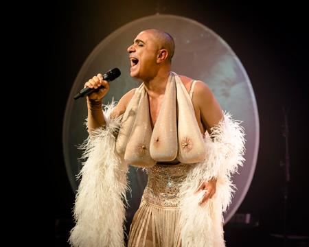 Peça: Lili Marlene -um musical, foto 2
