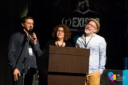 Filme:  Prêmios 26º Festival Mix Brasil, foto 2