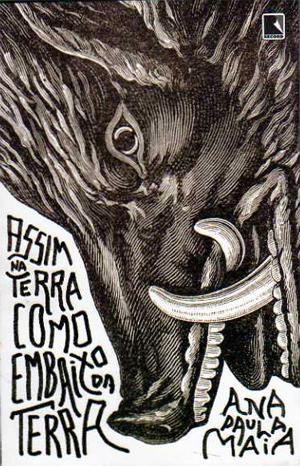 Livro: Assim na terra como embaixo da terra, foto 3
