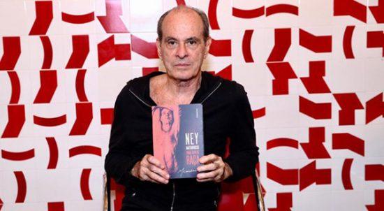 Livro: Ney Matogrosso- vira-lata de raça, foto 1