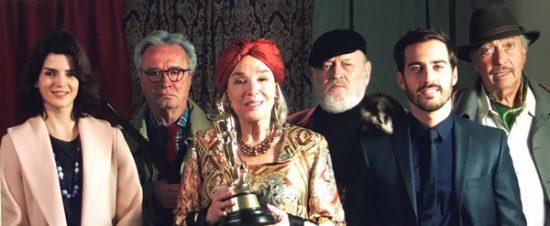Filme: A grande dama do cinema, foto 1