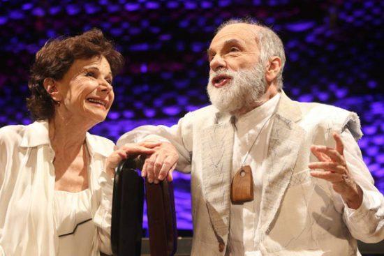 Peça: Romeu & Julieta 80!, foto 1