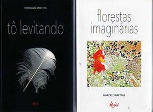 Livro: Tô levitando e Florestas Imaginárias de Marcelo Brettas, foto 9