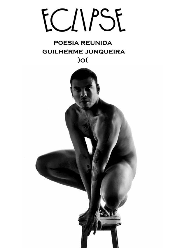 Livro: Eclipse de Guilherme Junqueira, foto 1