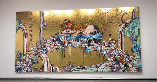 Mostra: Murakami por Murakami, foto 6