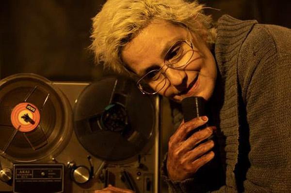 Peça: Elizabeth Costello, foto 1