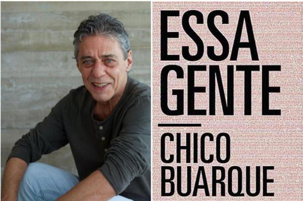 Livro: Essa Gente de Chico Buarque, foto 1